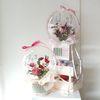 고급 조화 레터링 용돈 꽃풍선 (부모님선물 명절선물)