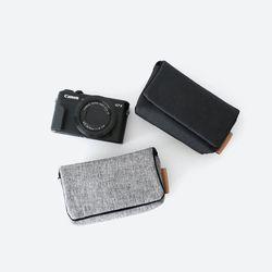 카메라 파우치 가방 케이스 캐논 소니 니콘 g7x rx100 GR23
