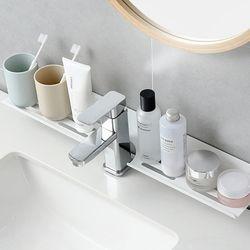 하포 욕실 물빠짐 철제 선반 (대형)