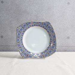 KRISTOFF ATALA 폴란드 아딸라 스퀘어웨이브플레이트 21cm 접시