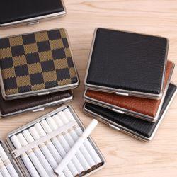 20개비 투칸 슬림 담배케이스