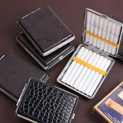 16개비 로지 슬림 담배케이스