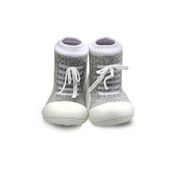 아띠빠스 스니커즈 그레이 아기 걸음마 신발 (선물포장)