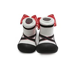 아띠빠스 발렛 블랙 아기 걸음마 신발 (선물포장)