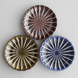 기야망 원형 접시 (15type)