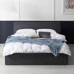 보루네오 하우스 아르메 에이든 평상형 침대 Q매트별도