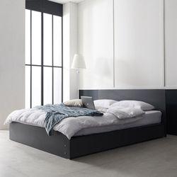 아르메 에이든 평상형 침대 Q밸런스 독립라텍스매트