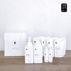핸드워시 + 손소독제 선물세트