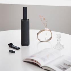 [증정] [필터]라이프썸 핸디형 무선충전청소기(LFS-HA17)매트그레이