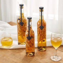-SUL:설 사과레몬 담금주 와인키트 500ML