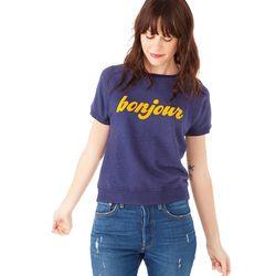 밴도 BONJOUR 반팔 티셔츠