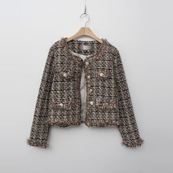 Anne Tweed Jacket