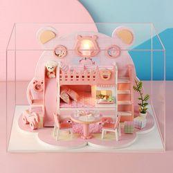 DIY 미니어처하우스 핑크픽시룸