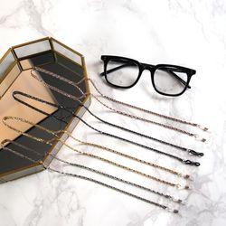 고급 메탈 체인 안경줄 안경목걸이 안경걸이 스트랩
