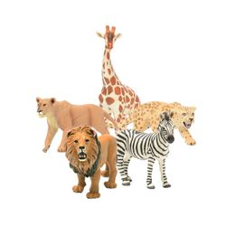 아프리카 동물피규어 5종세트(270629290229290329271729271529)