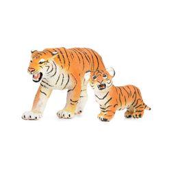 벵갈호랑이 동물피규어 2종세트(294929270829)