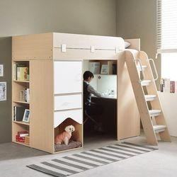 하우스 애견집 1인실 가정용 독서실책상
