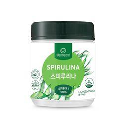 라이프스트림 스피루리나 100퍼센트  200정 1병