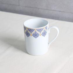 KRISTOFF ATALA 손잡이 머그 300ml 컵 도자기컵