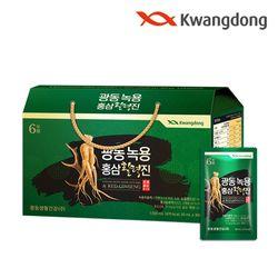 광동 녹용홍삼 활력진 30포 1세트