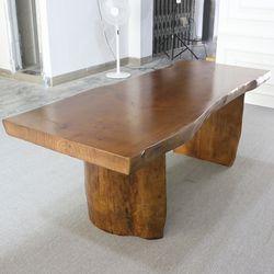 우드슬랩 DIY상판목재 원목 테이블 자연형