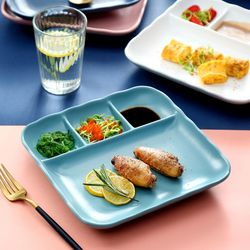[1+1] 세라믹 반찬 접시
