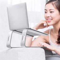 Aluminum foldable 맥북 노트북 거치대 260x225x145mm