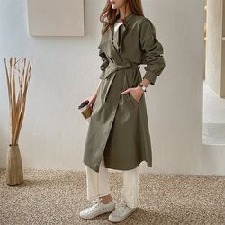 September Puff Trench Jacket