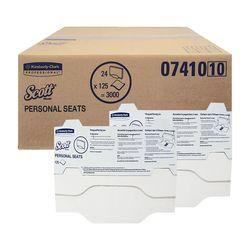 56901 스카트 좌변기 위생용 커버 125매 24팩 1박스