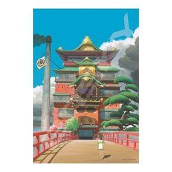 [센과 치히로의 행방불명] 퍼즐300-422 센과치히로(온천장)