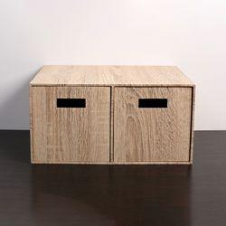 서랍식 수납용 큐브 공간박스