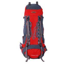 [프리마인드] 65+10L 등산배낭 대형 여행가방 대용량 백팩
