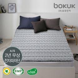 보국전자 특대형 전기요 캠핑용 BAFEMF인증 BKB-0652K
