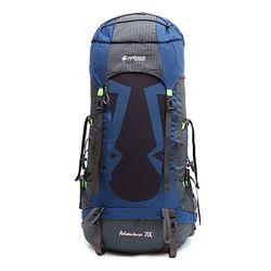 [프리마인드] 70L 등산배낭 대형 여행가방 대용량 백팩