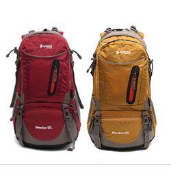 [프리마인드] 40L 등산가방 여행용 배낭 중형 백팩 아웃도어
