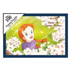 빨강머리 앤 액자퍼즐 108피스 벚꽃향기