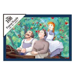 빨강머리 앤 액자퍼즐 108피스 가족