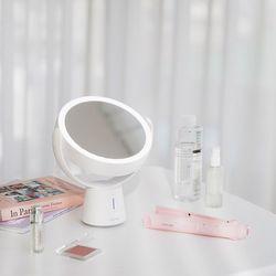 라이프썸 LED 거울+무선고데기 뷰티세트 택1