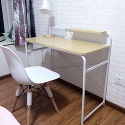 1인용 원룸 심플 책상 테이블