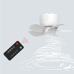 USB 리모콘형 무선 타프팬 선풍기