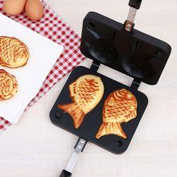 홈메이드 붕어빵만들기 붕어빵틀 와플팬