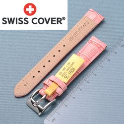 스위스커버 시계 가죽밴드 16mm SC1608