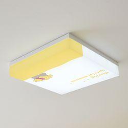 푸 LED 방등 50W(C타입) 사각