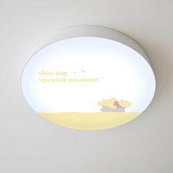 푸 LED 방등 50W(C타입) 원형