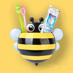 비진 꿀벌 욕실 칫솔꽂이