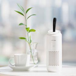 (GIFT 필터) 라이프썸 휴대용 공기청정기(LFS-HA03) 택1