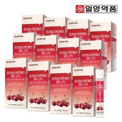 일양약품 몽모랑시 타트체리주스 98 젤리 14포 12박스