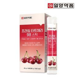 일양약품 몽모랑시 타트체리주스 98 젤리 14포 1박스