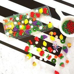 홈메디 핸드폰케이스 만들기-과일