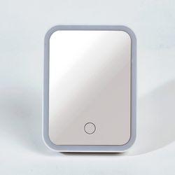 LED 터치 메이크업 탁상거울
